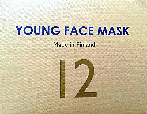 Young Face Ice Mask