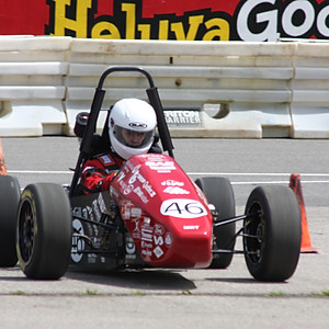 2010 Formula SAE at M.I.S.