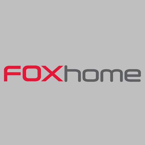 עיצוב לוגו ומיתוג כל רשת פוקס הום משלב ההקמה