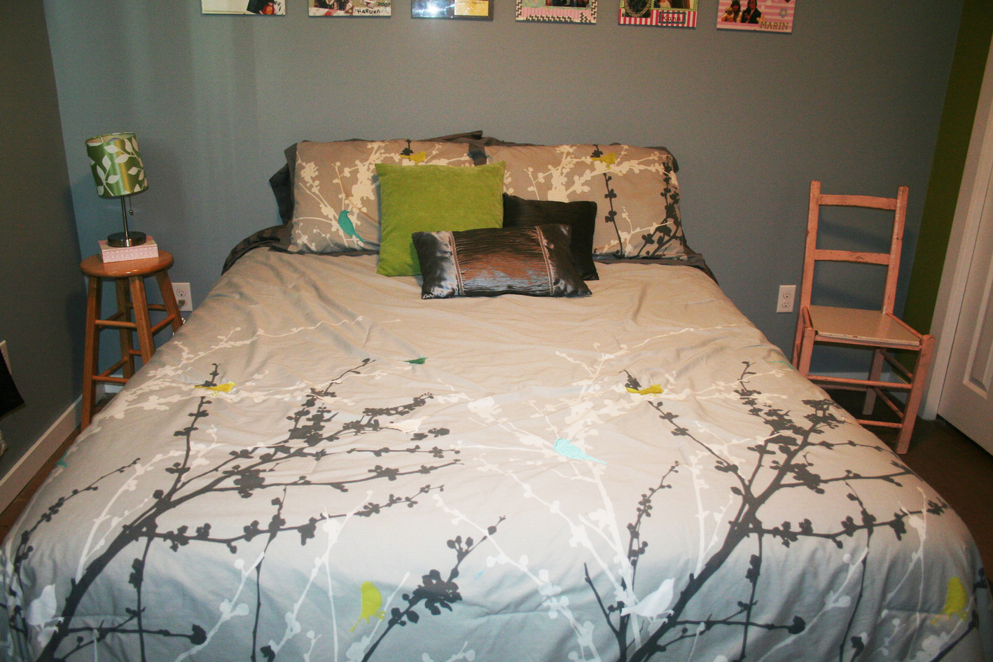 The Mallard Room Bed