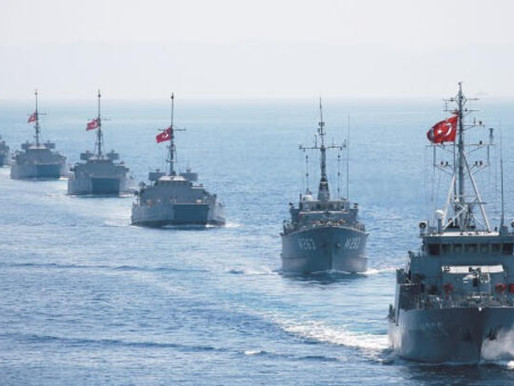 Turkey Completed the Largest Naval Exercise in its History
