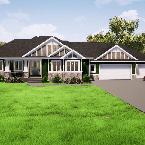 Craftsman acreage