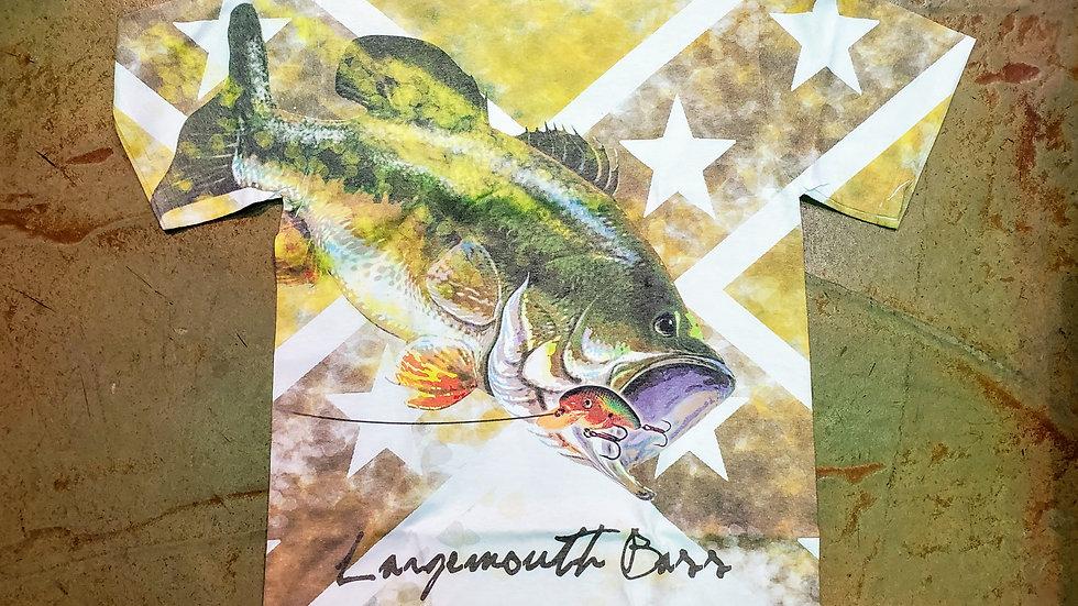Rebel Largemouth Bass