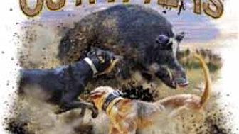 Boar Hunting takes Team Work