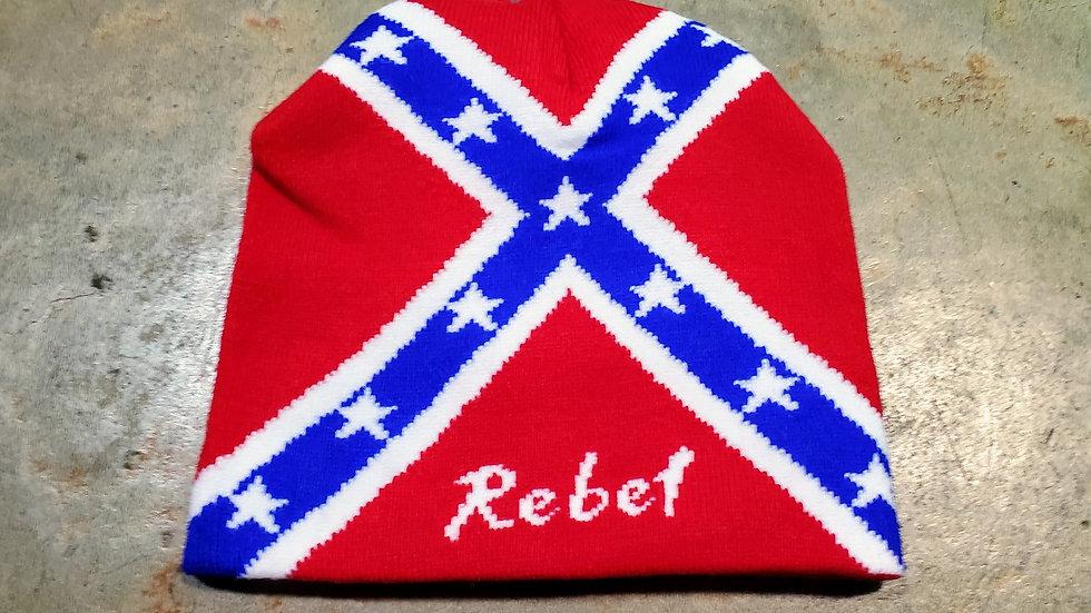 Knitted Rebel Beanie