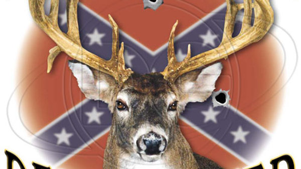 Deer Hunter by the Grace of God