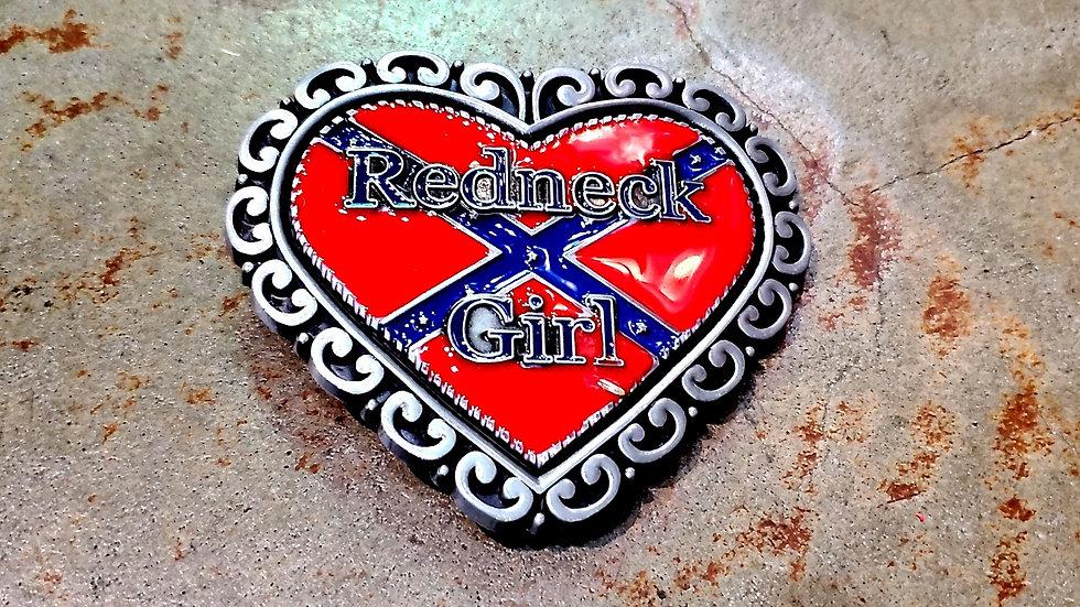 Redneck Girl Buckle