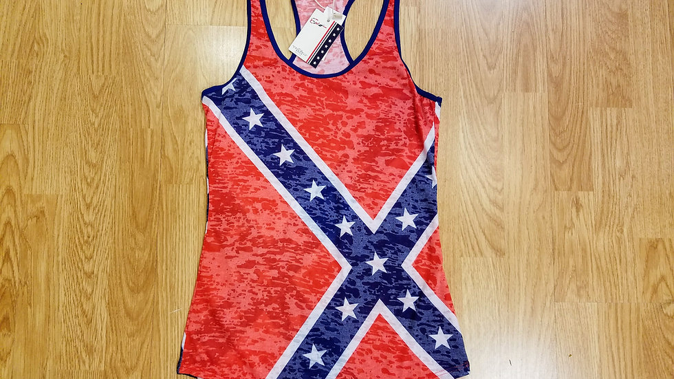 Burnout Rebel Tank