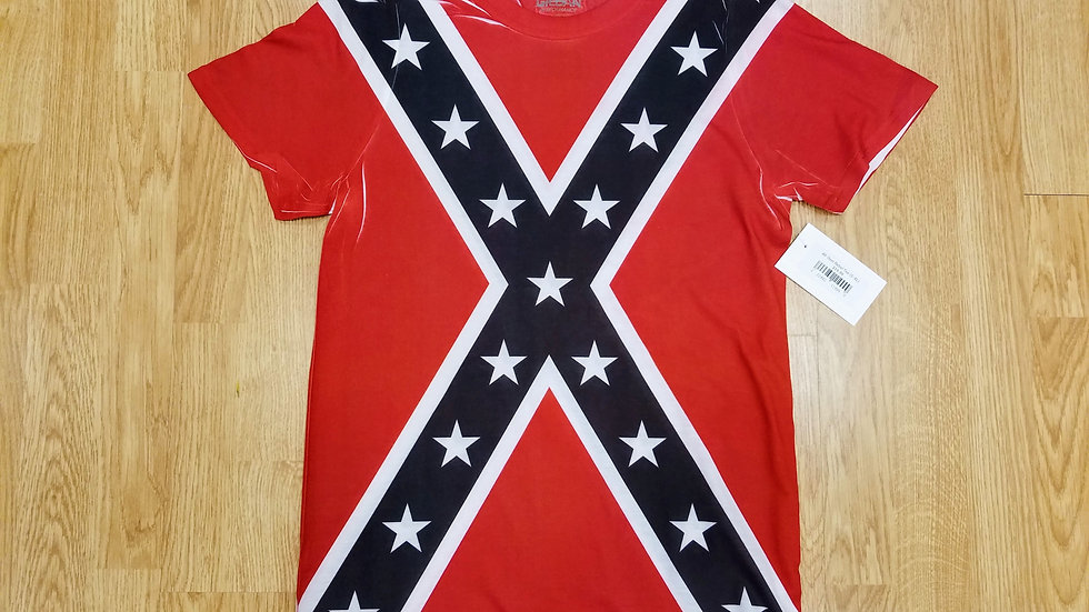 All-Over Confederate Tee