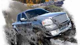 Ford Backwoods Tough