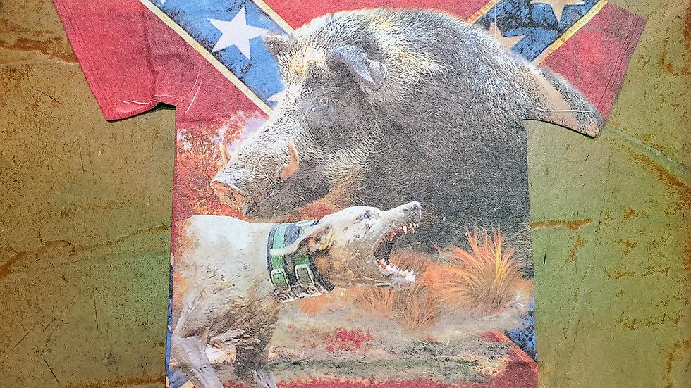 Rebel Hog Hunter