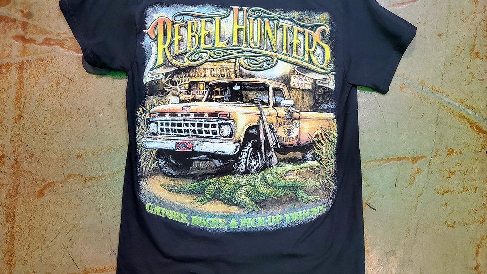 Rebel Hunters Pick-up Truck