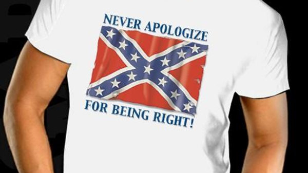 Never Apologize for Being Right