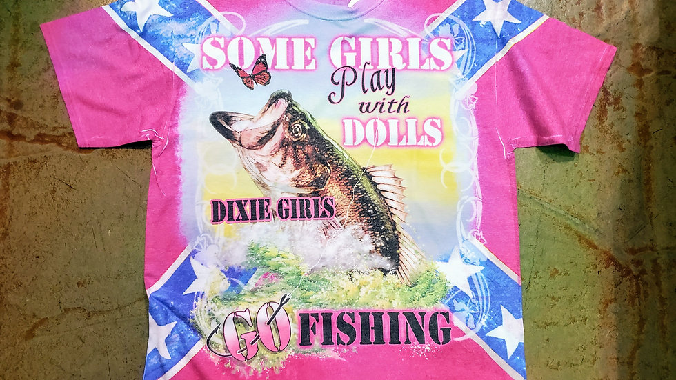 Dixie Girls go Fishing