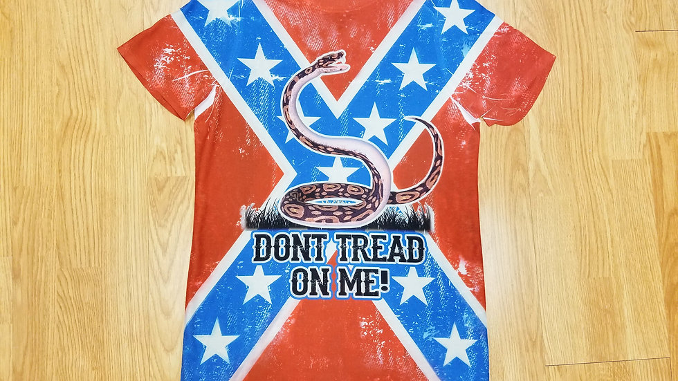Rebel Don't Tread Tee