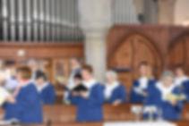 Choir Shot