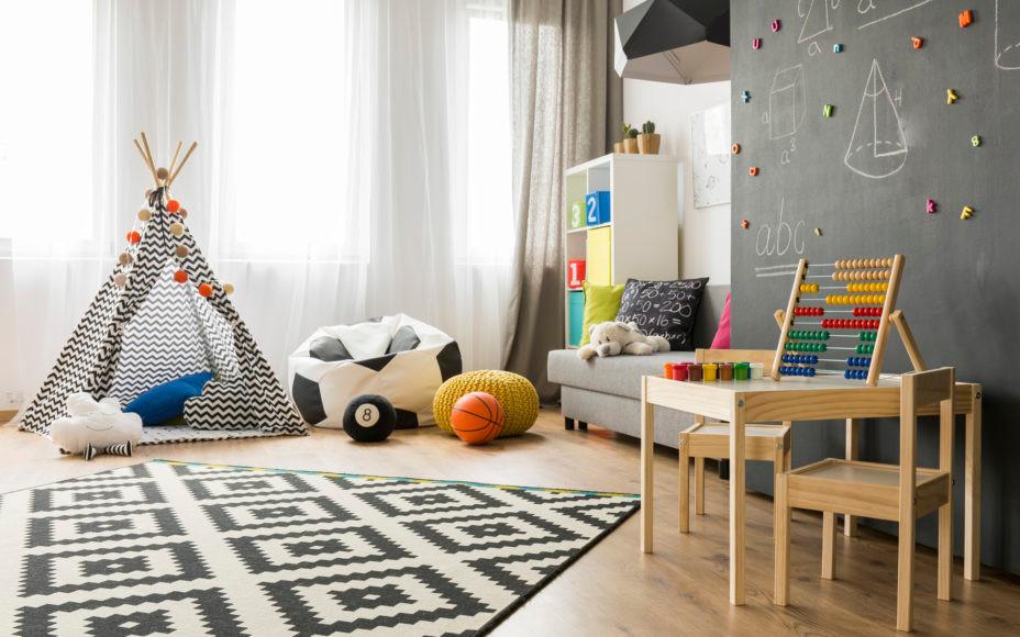 Ako navrhnúť detskú izbu