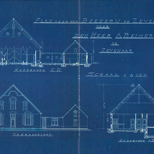 Blueprint Original