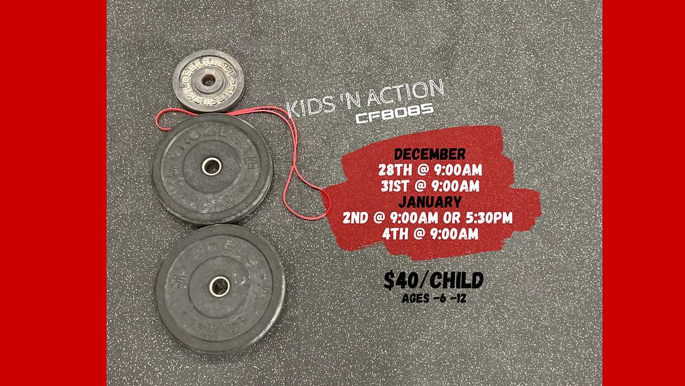 Kids 'n action