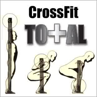 CrossFit Total - Monday, January 9th