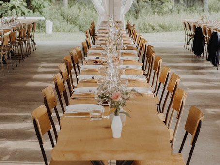 M + D's wedding