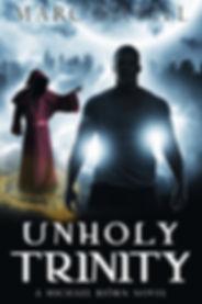 UNHOLY TRINITY book cover
