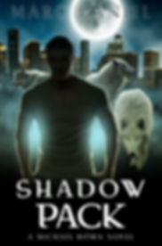 Shadow Pack book cover