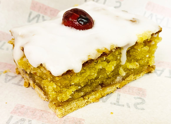 Vegan, Gluten & Soya Free Cherry Bakewell