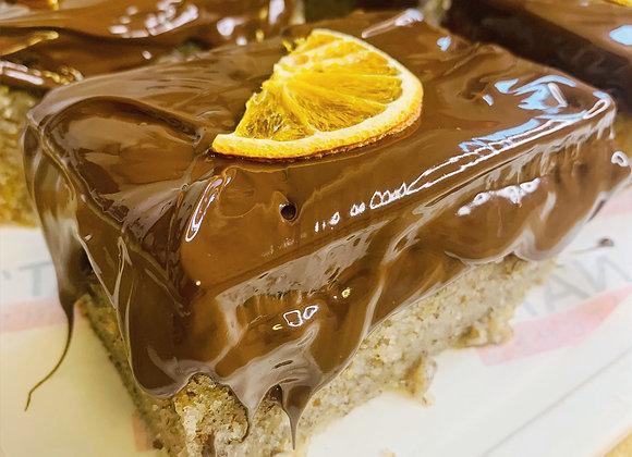 Vegan & Gluten Free Jaffa Cake