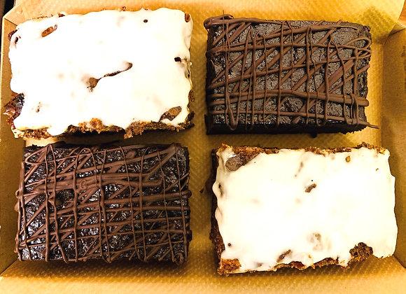 Mixed Vegan & Gluten Free Cake Box