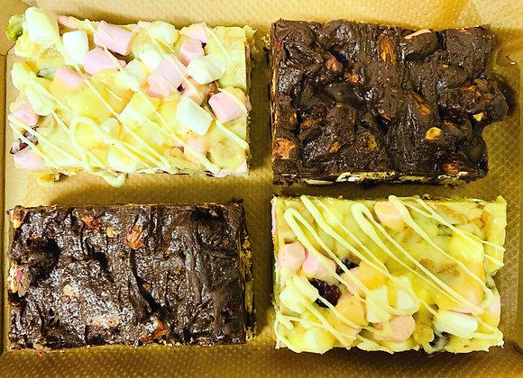 Mixed Gluten Free Rocky Roads Box