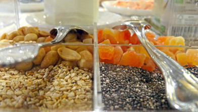 Frutos secos e sementes