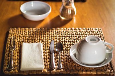 Mesa de pequeno-almoço
