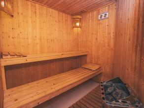 A sauna tem algum benefício para a saúde? \\ Does Sauna have any health benefits?