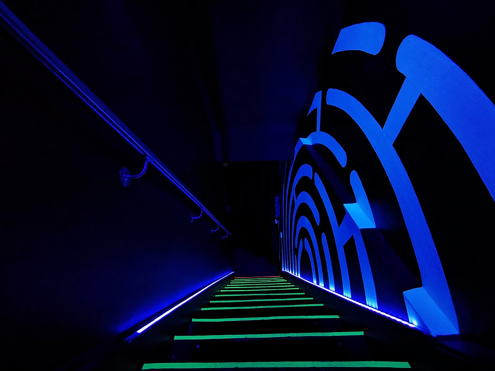 portal stairs