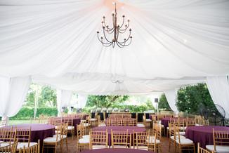 Marsala table linen