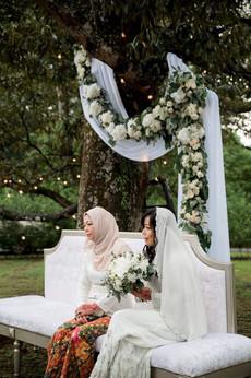 Outdoor Solemnization Ceremony