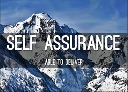Omar Luqmaan-Harris Self-Assurance