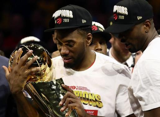Level 5 Leadership Lessons from NBA MVP Kawhi Leonard