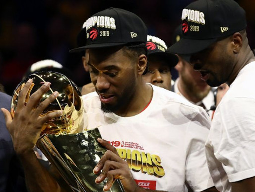 Level 5 Leadership Lessons from NBA MVP Kawhi Leonard