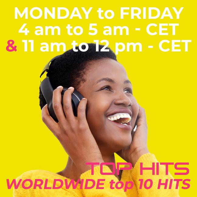 Top Hits - Worldwide