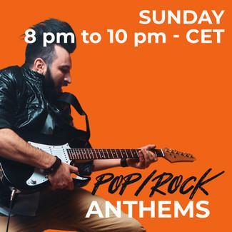 Pop Rock Anthems