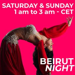 Beirut Night