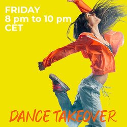 Dance takeover