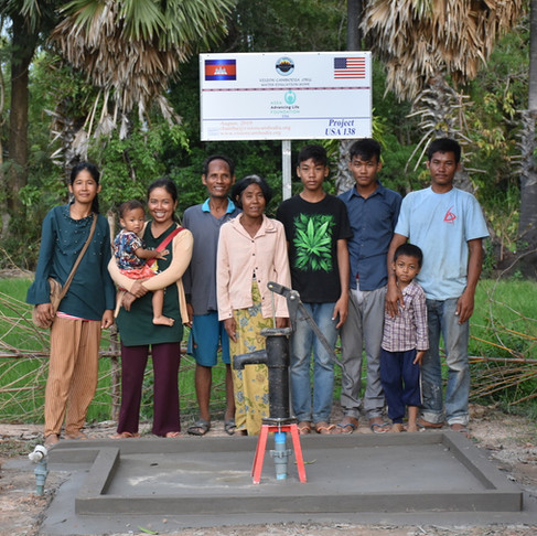 Project USA 138 - ASEA Advancing Life Foundation