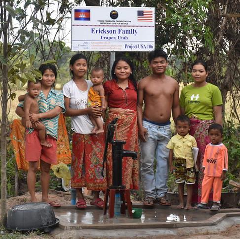 Project USA 106 - Erickson Family