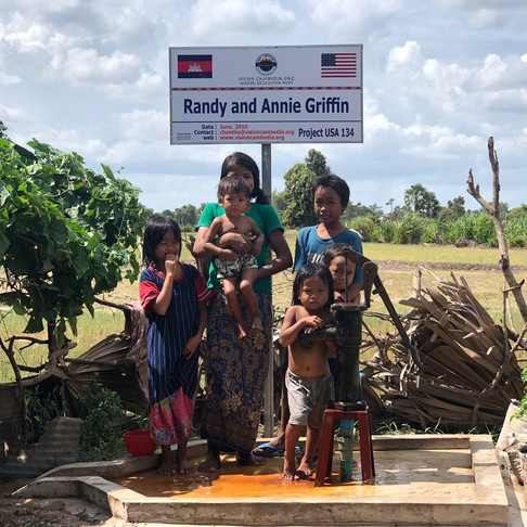 Project USA 134 - Randy and Annie Griffin