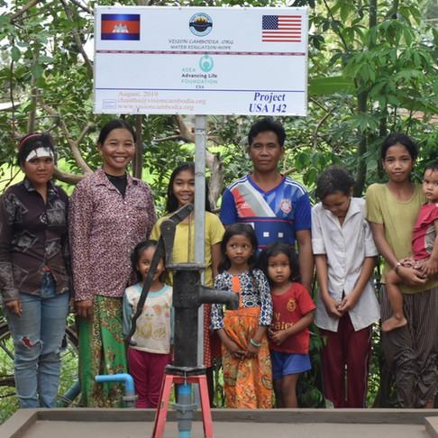 Project USA 142 - ASEA Advancing Life Foundation