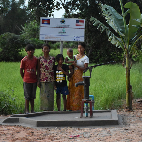 Project USA 141 - ASEA Advancing Life Foundation