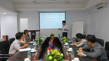 SEAMEO CELLL ATTENDS IN-HOUSE TRAINING SESSION ON PROJECT MONITORING AND EVALUATION
